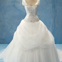 Disney Fairy Tale Wedding- Belle Dress