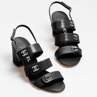 CHANEL Fashion - Mules