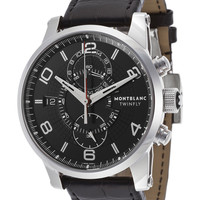 Timewalker Twinfly Stainless Steel Chronograph Watch, 43mm