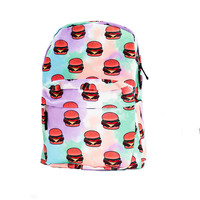 Hamburger Backpack