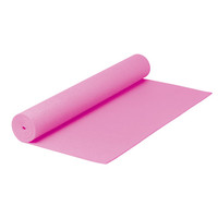 Valeo Yoga and Pilates Mat Pink 1-24in. x 68in. Mat