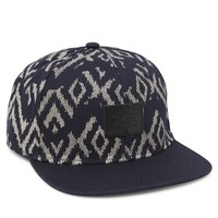 Lira Zig Zag Tribal Snapback Hat - Mens Backpack - Gray - One