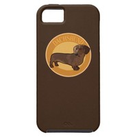 Dog Dachshund iPhone 5 Cases from Zazzle.com
