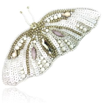 [ PRE ORDER !] DOLLY by Le Petit Tom ® ANGELS butterfly hair clip