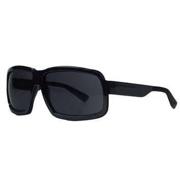 Balenciaga Dark Ruthenium Aviator Sunglasses