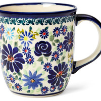 Summer Garden Straight Mug, Coffee Mugs