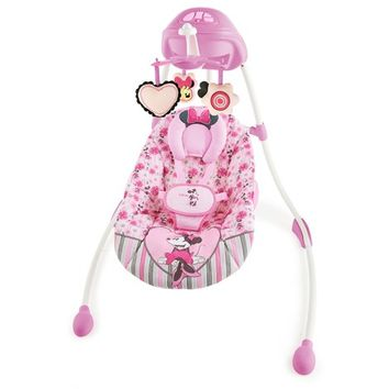 Minnie Mouse Precious Petals Swing From Burlington Coat Factory