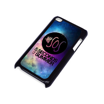 5 SECONDS OF SUMMER 1 5SOS iPod Touch 4 Case