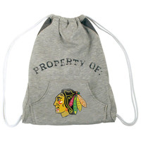 Chicago Blackhawks NHL Hoodie Clinch Bag