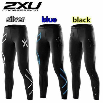 Woman's Compression Tights Pants Ladies Gym Trousers Miss sweatpants Skiing Running Stadium Sports Wearing Quick drying