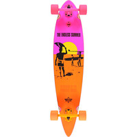 Dusters x Endless Summer 42 Pintail Longboard Complete