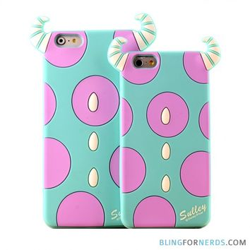 Monsters Inc Sully - iPhone 6 Case