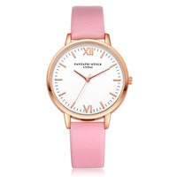 Bubblegum Watch - Pink