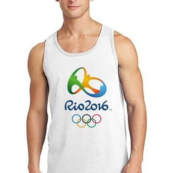 Rio 2016 Olympics Men's Tank Top