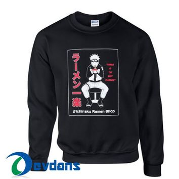 Ichiraku Ramen Shop Naruto Sweatshirt Unisex Adult Size S to 3XL