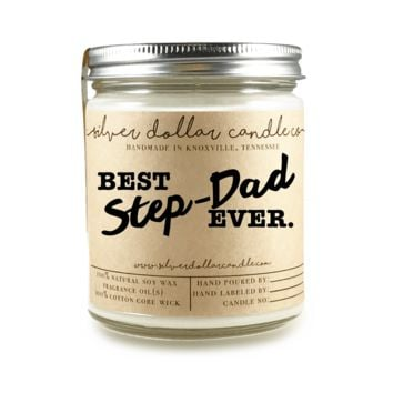 Best Step-Dad Ever - 8oz Soy Candle