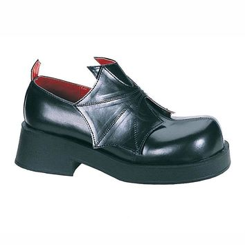 Pleaser Female 2 Inch, Bat Wing Platform Shoe CRUX03