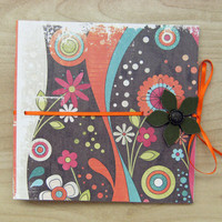 Funky Nonsense Bright Mini Scrapboo.. on Luulla