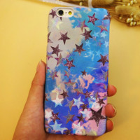 Stars Case Cover for iPhone 6 6s Plus Gift