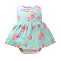 Newborn Baby Girl Rompers Clothing