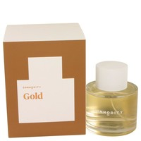Commodity Gold by Commodity Eau De Parfum Spray 3.4 oz