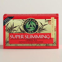 Triple Leaf Super Slimming Tea, 20-Count - World Market