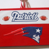 Patriots Rustic Sign, Pats
