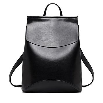 High Quality Leather Backpacks