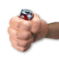 Big Mouth Toys The Beast Giant Fist Shaped Drink Kooler