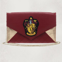 Harry Potter Gryffindor Envelope Wallet with Chain
