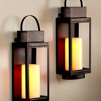 Remote Control LED Wall Sconces