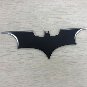 Batman Dark Knight gift Christmas Big One 15cm NECA DC Comics Batman Arkham The Dark Knight Metal Batarang Replica Action Figure Collectible As For Cosplay AT_71_6