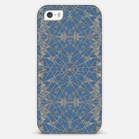 Frozen Blue iPhone & iPod case by projectm | Casetagram