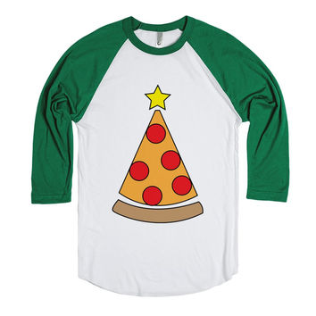Pizza Tree Christmas