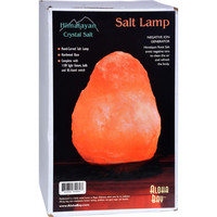 "Himalayan Salt Crystal Lamp Small 7"" To 8"" - 1 Lamp"