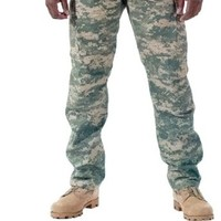 8685 ULTRA FORCE BDU PANT - ACU DIGITAL (X-Large Long/Digital Camo)