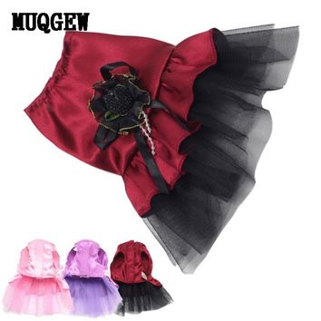 Sweet Tutu Dog Dress