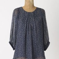 Night Sky Blouse - Anthropologie.com
