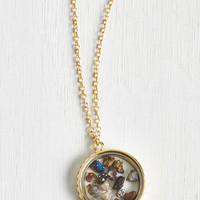 When Sparkles Fly Necklace | Mod Retro Vintage Necklaces | ModCloth.com