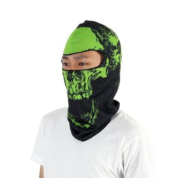 Multi-function Motorcycle Outdoor Face Mask Windproof Full Face Neck Mask Hat for Outdoor Sports Cycling Car String New