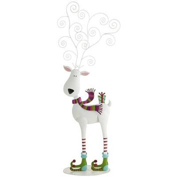 Jolly Reindeer Photo Holder