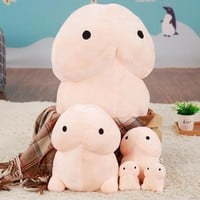 1Pcs New Arrival Kawaii Lucky Cotton Lovely Soft Stuffed Plush Toy For Baby Girl Kid Gift Funny Creative Toys