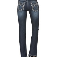 Miss Me Cross Border Boot Cut Jeans
