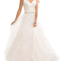 Flirt Ball Gown with Sweetheart Neckline