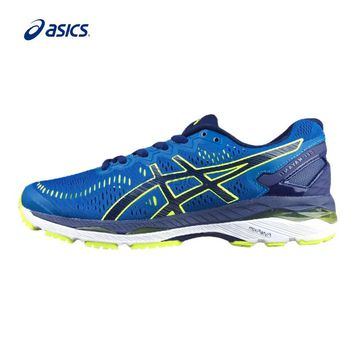 ASICS GEL-KAYANO 23 Running Shoes Men's Breathable Buffer Classic Outdoor Tennis Sport Shoes for Men T646N-4907 39-45