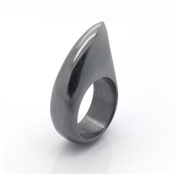 Shark Ring - Iron stone