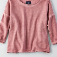 AEO Women's Oversized Sweatshirt