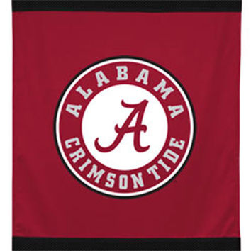NCAA Alabama Crimson Tide Hockey Logo Wall Hanging Accent
