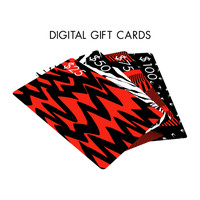 Twenty One Pilots Gift Card - Gift Cards