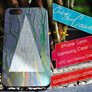Exclusive Alt-J iPhone for 4 5 5c 6 Plus Case, Samsung Galaxy for S3 S4 S5 Note 3 4 Case, iPod for 4 5 Case, HtC One M7 M8